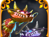 Twin Fire Dragons