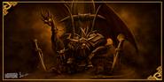 Evil Cynder Gaul