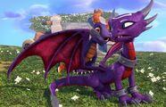 Academy Spyro Cynder3