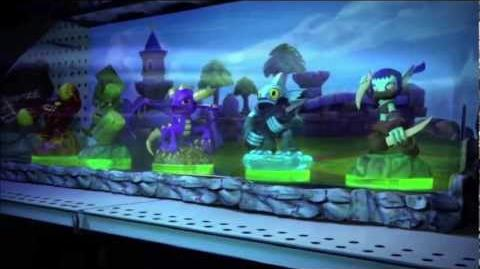 Skylanders Giants Cutscene - The Present and the Past