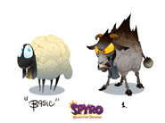 Devon-cady-lee-sheep--toasty-comparison