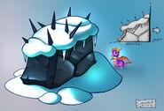 R IceWallFooting