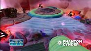 Skylanders Swap Force -Meet the Skylanders - Phantom Cynder (Volts and Lightning)