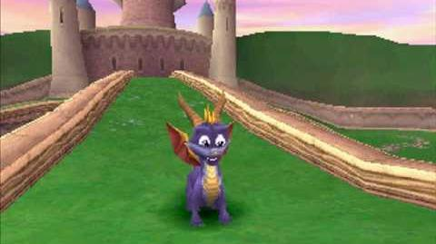 Spyro the Dragon -01- Artisans Home