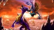 The Legend of Spyro Dawn of the Dragon - The Artwork of Spyro