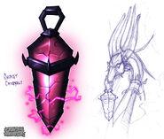 Cynder crystal