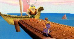 Spyro-boatman