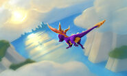 First Flight Spyro