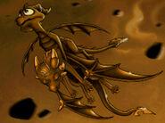 Spyro saving Cynder