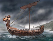 P VikingShip speedway