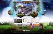 Spyro's Kingdom characterselection