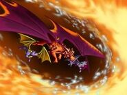 Spyro Cynder Ignitus sacrifice