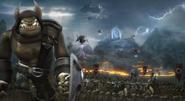 Kaos army