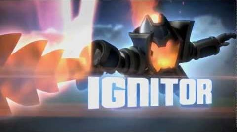 Skylanders Spyro's Adventure Updated Trailer - Ignitor (Slash and Burn)