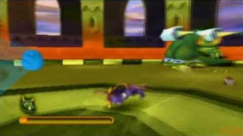 Spyro 2 Ripto's Rage! - 100% - Gulp's Overlook