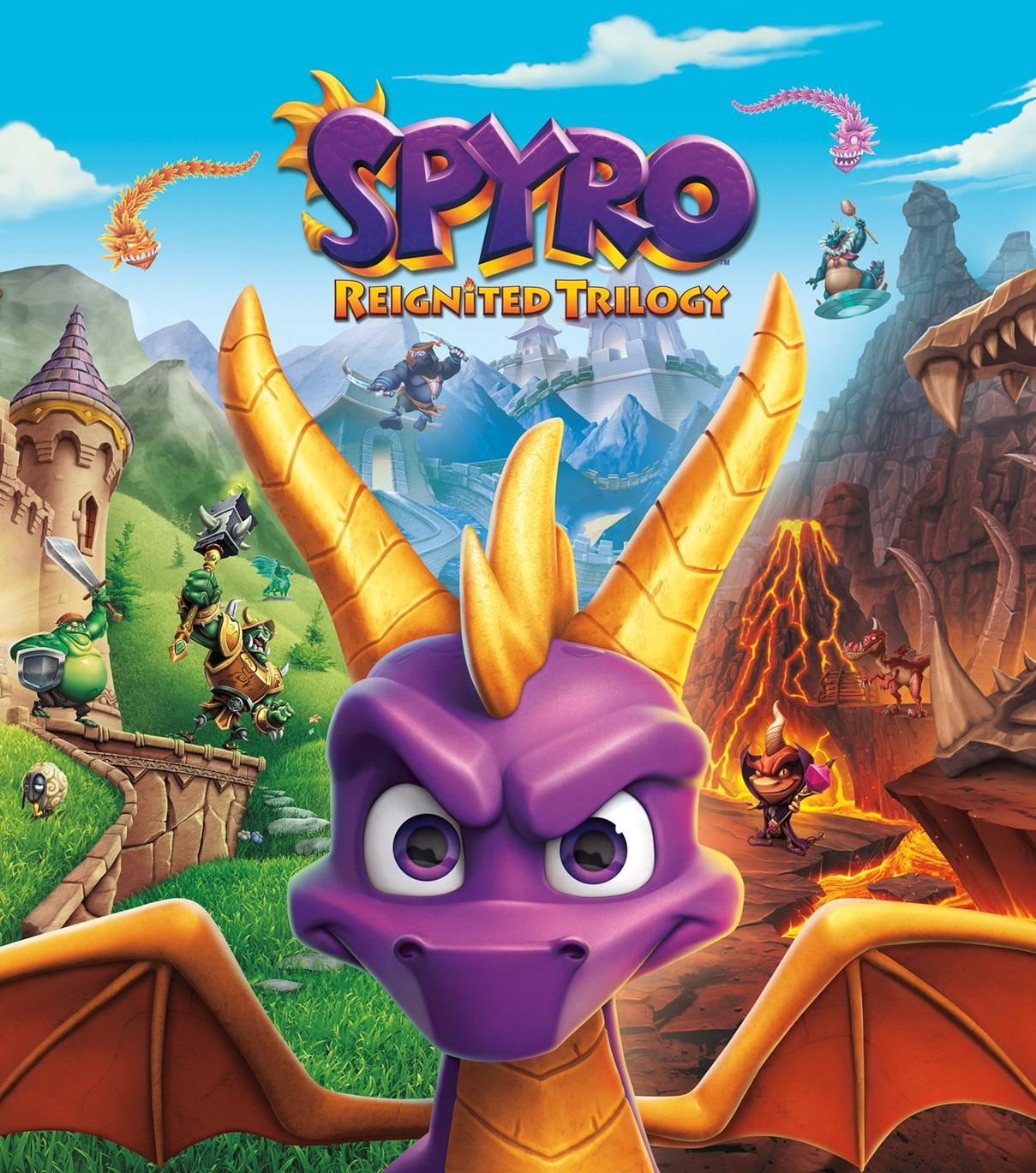 Spyro Reignited Trilogy | Spyro Wiki | FANDOM powered by Wikia