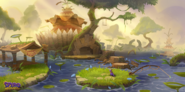Misty Bog Reignited art