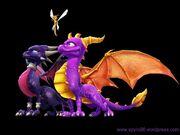Spyro-och-cynder3