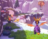 Path to the Balloonist Reignited