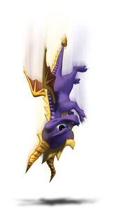 Spyro head