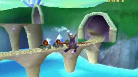 Spyro the Dragon -05- Sunny Flight