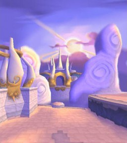 how to get to cloud 9 spyro