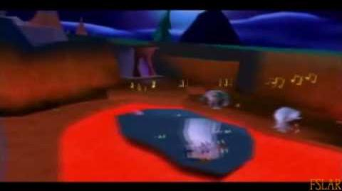 Spyro 2 Ripto's Rage! - 100% - Fracture Hills