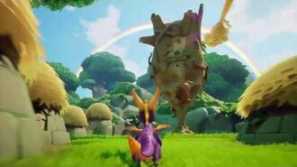 Spyro Reignited Trilogy Breezebuilder Falcons CAN get charged.