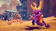Peace Keepers Spyro Reignited