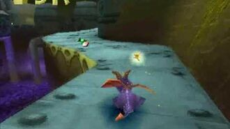 Spyro the Dragon -33- Gnasty Gnorc