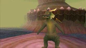 Spyro the Dragon -23- Misty Bog