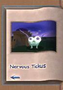 Nervous Tickus