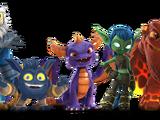 Team Spyro