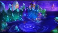 CrystalFlight Reignited Art