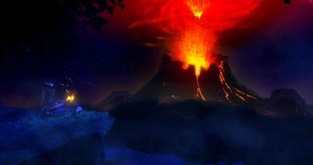 File:SpyroCynderHunterSparx Volcano.jpg