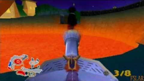Spyro 2 Ripto's Rage! - 100% - Breeze Harbor