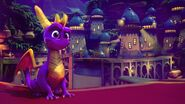 Spyro Reignited Breeze Harbor