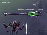 Gaul Staff