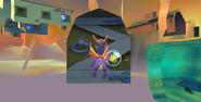 Spyro 3 Dino Mines Agent 9 Unlocked