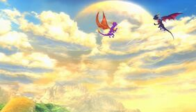 Spyro Cynder FinalEnding