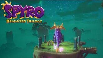 Spyro Reignited Trilogy - Tree Tops