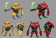 Goblin models