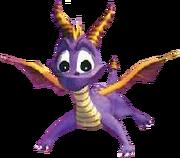 Spyro 1 - Glide