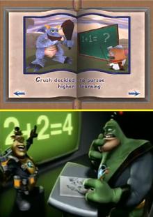 Spyro Comparision