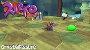 Spyro the Dragon Japanese- Dragonfly Eggs - Gnorc Gnexus Realms
