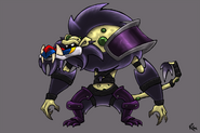 Wraith ApeSoldier