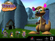 Sheila the Kangaroo Desktop Wallpaper