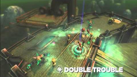 Skylanders Spyro's Adventure - Double Trouble Preview (Boom Shock-A-Laka)