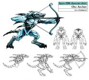 Orc Archer DS