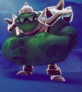 Armored Gnorc reignited
